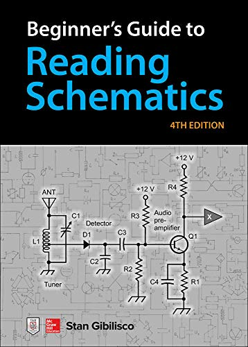 9781260031102: Beginner's Guide to Reading Schematics, Fourth Edition