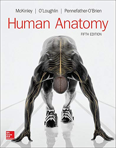 Gen Combo LL Human Anatomy; Connect W/Learnsmart Labs Access Card ...