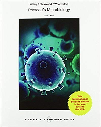 9781260084160: Prescott's Microbiology