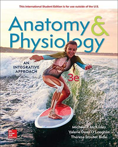 9781260084702: ISE Anatomy & Physiology: An Integrative Approach