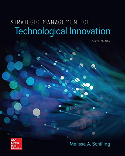 Download Strategic Management of Technological Innovation