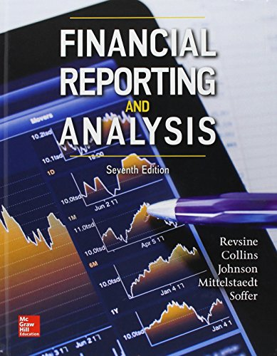 GEN COMBO FINANCIAL REPORTING & ANALYSIS; CONNECT: Lawrence Revsine Financial