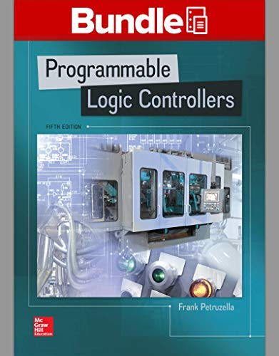 9781260095142: Package: Loose Leaf for Programmable Logic Controllers with Activities Manual and LogixPro Lab Manual