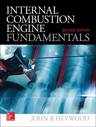 9781260116106: Internal Combustion Engine Fundamentals