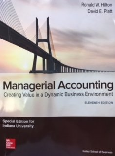 9781260119091: Managerial Accounting