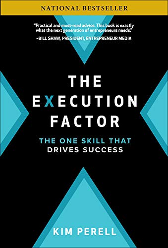 9781260128529: The Execution Factor: The One Skill that Drives Success