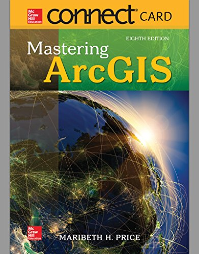 9781260136432: Connect Access Card for Mastering ArcGIS