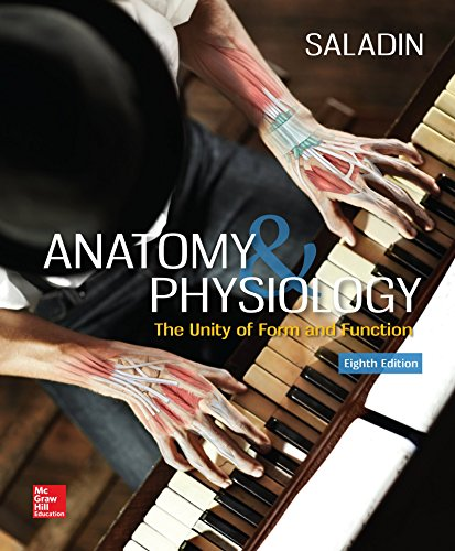 9781260151947: Loose Leaf for Anatomy and Physiology: The Unity of Form and Function