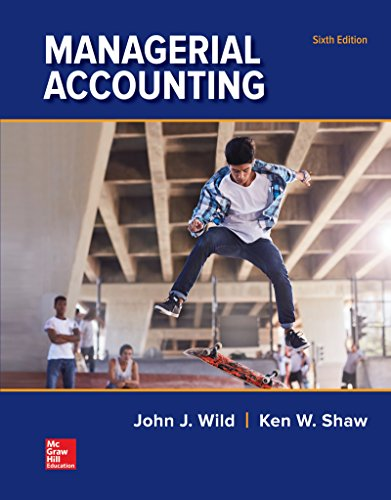 9781260151992: Loose Leaf for Managerial Accounting