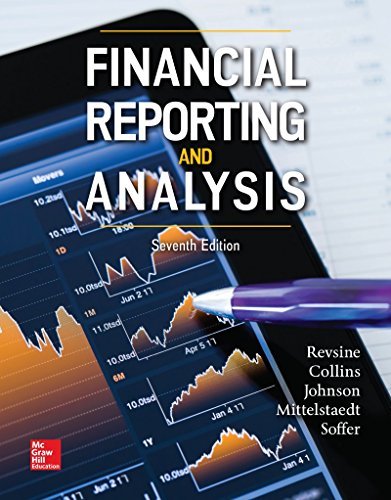 Loose Leaf for Financial Reporting & Analysis: Lawrence Revsine Financial