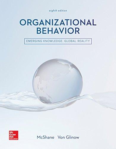 9781260152715: Loose Leaf for Organizational Behavior