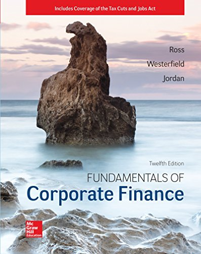 9781260153590: Loose Leaf for Fundamentals of Corporate Finance (Mcgraw-hill Education Series in Finance, Insurance, and Real Estate)