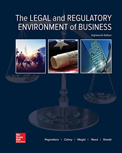 9781260161793: Loose Leaf for The Legal and Regulatory Environment of Business