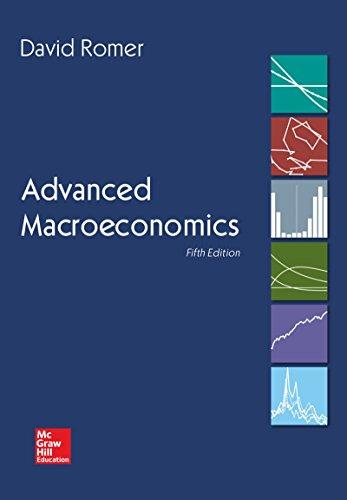 9781260185218: Advanced Macroeconomics (Mcgraw-hill Economics)