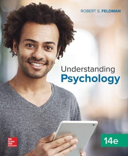 9781260194524: Understanding Psychology