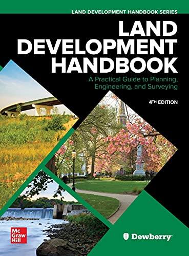 Land Development Handbook : A Practical Guide: Dewberry , Dewberry