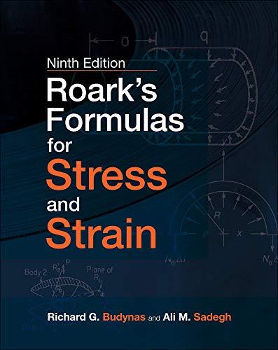 9781260453751: Roark's formulas for stress and strain