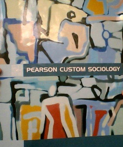 9781269047401: Pearson Custom Sociology
