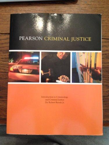 9781269053556: Pearson Criminal Justice