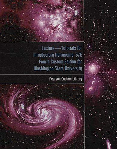 9781269060912: Lecture Tutorials for Introductory Astronomy