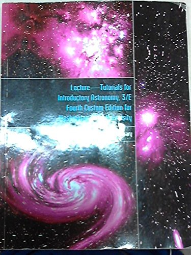 Lecture Tutorials For Introductory Astronomy Pdf