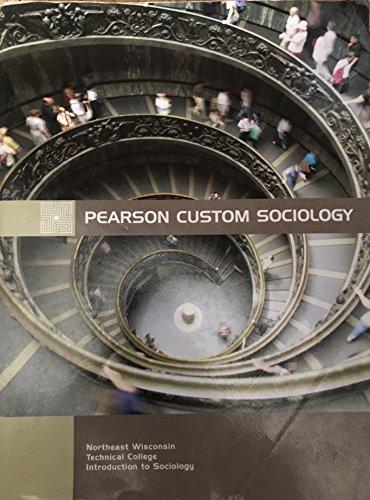9781269064842: Pearson Custom Sociology