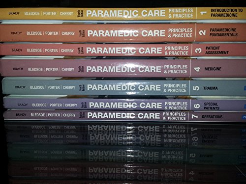 9781269090513: Paramedic Care: Principles and Practice, Volume 1-7, 4th Edition