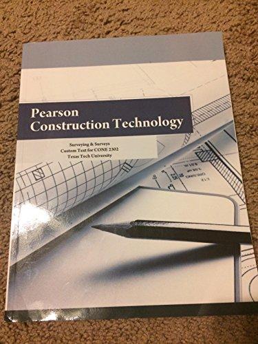 9781269115605: Pearson Construction Technology