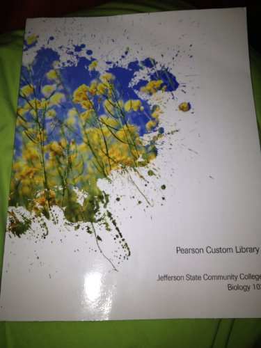 Biology 103: Pearson Custom Library