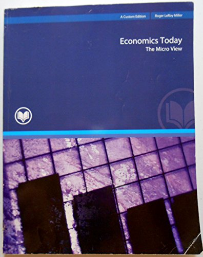 9781269131636: Economics Today: The Micro View