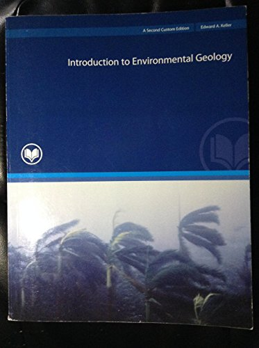 9781269132176: Introduction to Environmental Geology (2nd Custom Ed.)