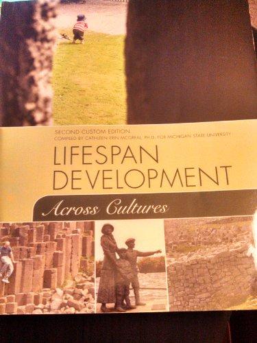 9781269141635: Lifespan Development Across Cultures 2nd Custom Edition