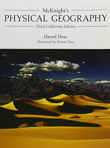 PHYSICAL GEOGRAPHY,CALIF.ED.>CUSTOM<: McKnight; Hess, Darrel