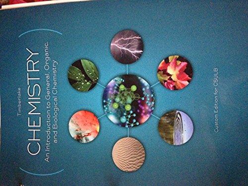 An Introduction to General, Organic, and Biological: Timberlake, Karen C.
