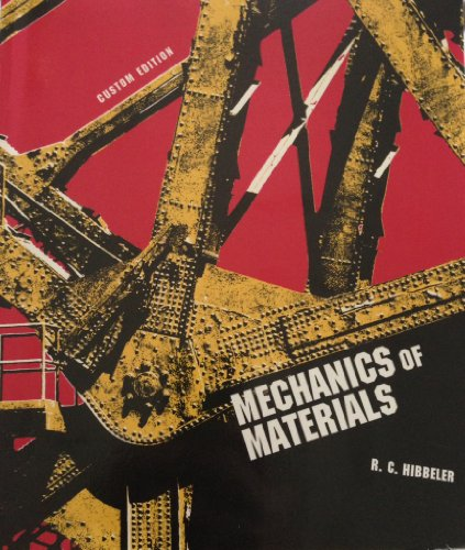 9781269214872: Mechanics of Materials (Custom Edition)