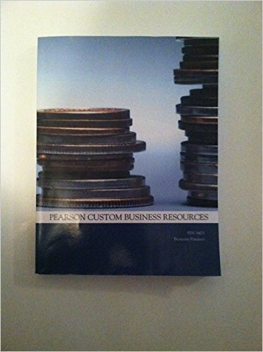 Pearson Custom Business Resources - Accounting Information Systems