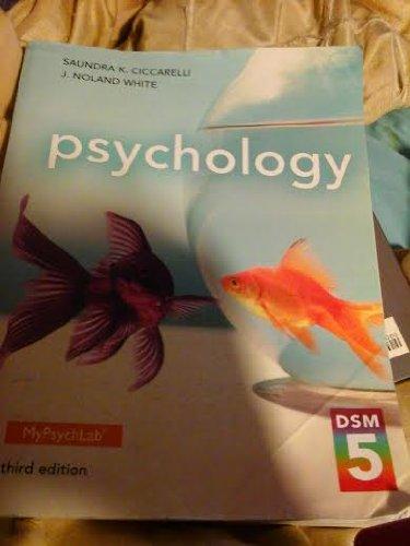 9781269246637: PSYCHOLOGY W/DSM-5 UPDATE