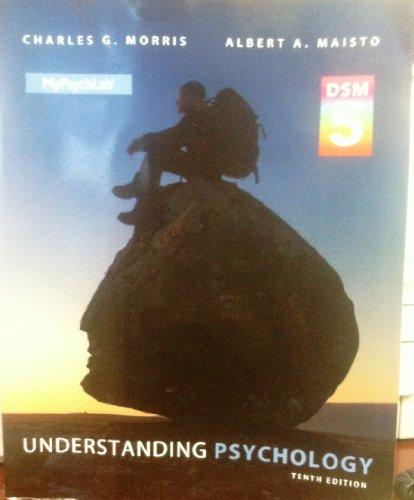 9781269246736: Understanding Psychology