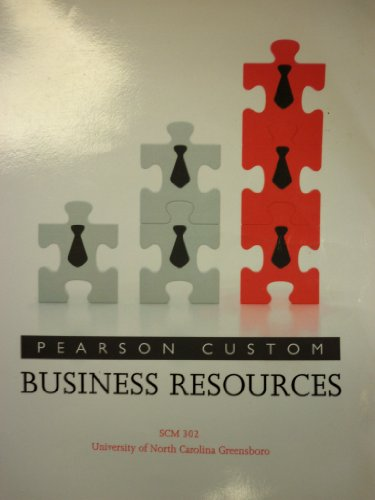 9781269273091: Operations Management, Sustainability and Supply Chain Management, 11th Edition (UNC, Greensboro | SCM 302)