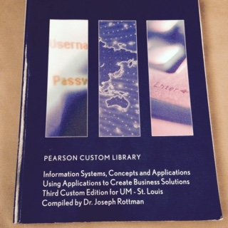 9781269288361: Information Systems, Concepts and Applications Using Applications to Create Business Solutions