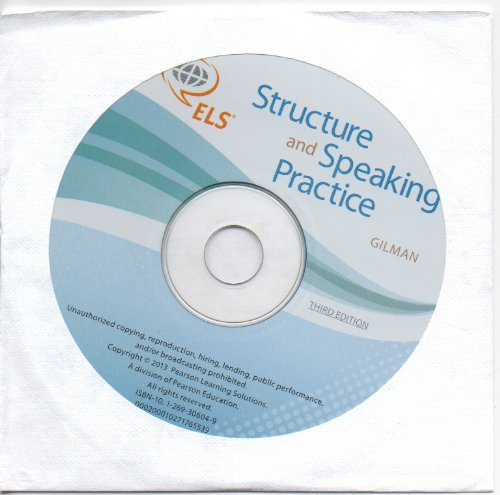 9781269306041: ELS Structure and Speaking Practice: Gilman