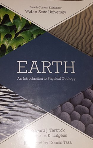 9781269312615: Earth An introduction to Physical Geology