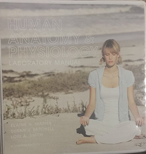 9781269319362: Human Anatomy & Physiology Laboratory Manual