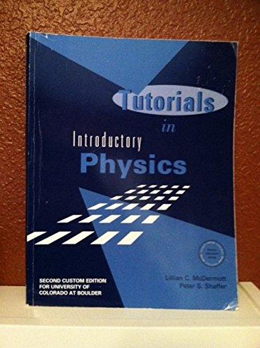 Tutorials in Introductory Physics: Lillian C. McDermott