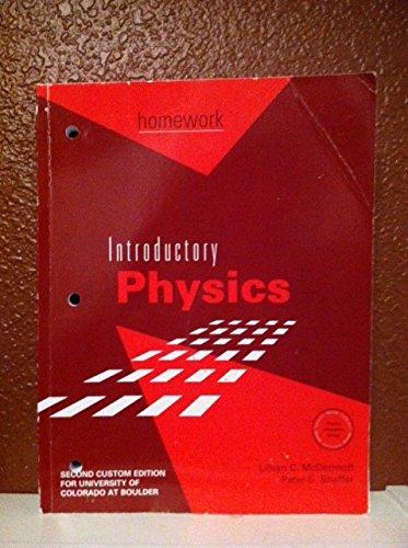 Introductory Physics Homework: Lillian C. McDermott