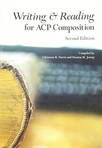 WRITING+READING F/ACP COMPOSIT