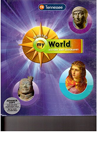 9781269323680: Tennessee Pearson World history and Geography The Middle Ages to The Exploration of the Americas