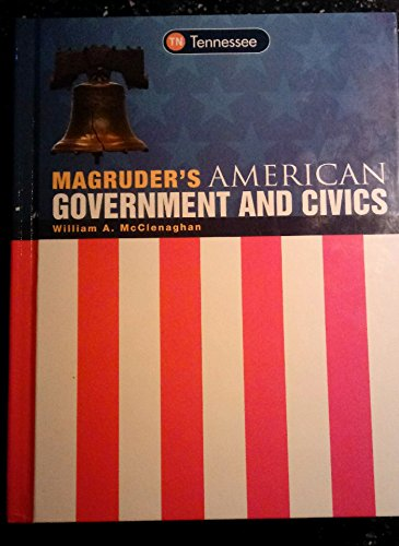 9781269323703: Magruder's American Government and Civics Tennessee Edition