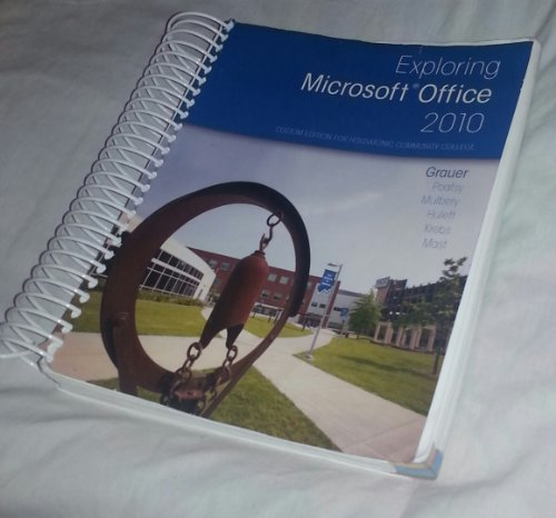 9781269325356: Exploring Microsoft Office 2010, Housatonic Community College