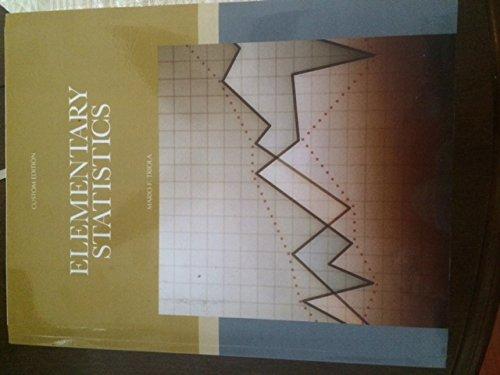9781269328227: Elementary Statistics (For National University)